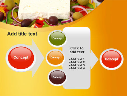 Country Meal PowerPoint Template Slide 17