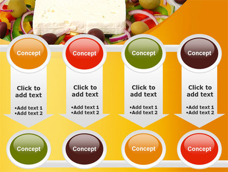 Country Meal PowerPoint Template Slide 18