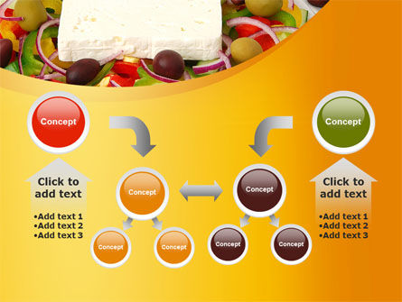 Country Meal PowerPoint Template Slide 19