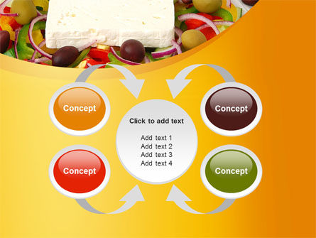 Country Meal PowerPoint Template Slide 6
