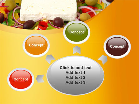 Country Meal PowerPoint Template Slide 7