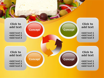 Country Meal PowerPoint Template Slide 9
