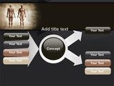 Male Body Anatomy PowerPoint Template#15