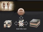Male Body Anatomy PowerPoint Template#19