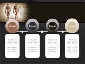 Male Body Anatomy PowerPoint Template#5