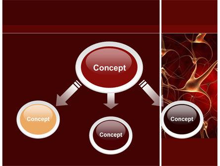 Nerve Cell PowerPoint Template, Slide 4, 09636, Medical — PoweredTemplate.com