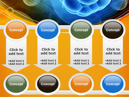 Molecular Forces PowerPoint Template Slide 18