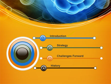 Molecular Forces PowerPoint Template Slide 3
