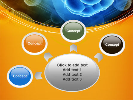Molecular Forces PowerPoint Template Slide 7