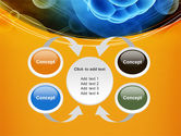 Molecular Forces PowerPoint Template#6