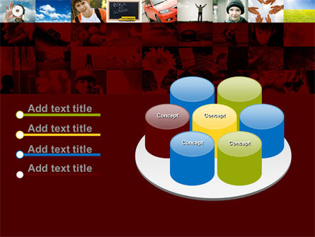 Human Life PowerPoint Template Slide 12