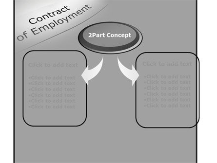 Contract Of Employment PowerPoint Template Slide 4