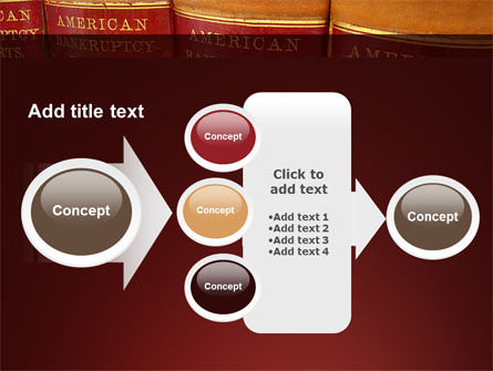 American Bankruptcy Law PowerPoint Template Slide 17