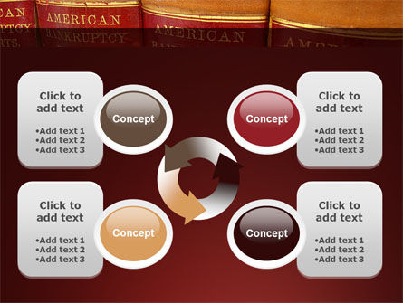 American Bankruptcy Law PowerPoint Template Slide 9