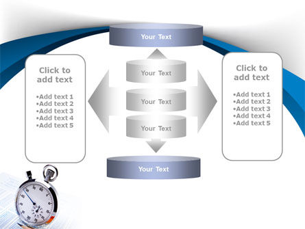 Time Management Tool PowerPoint Template Slide 13