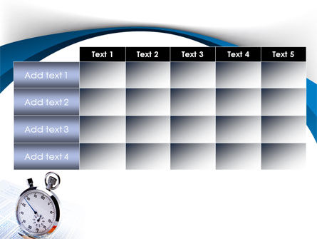 Time Management Tool PowerPoint Template Slide 15