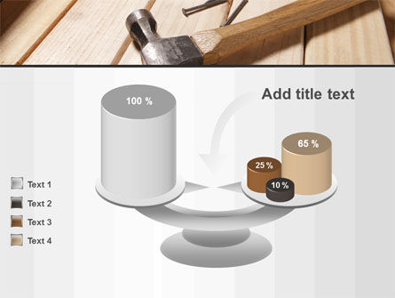 Carpenter's Tools PowerPoint Template Slide 10