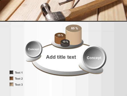 Carpenter's Tools PowerPoint Template Slide 16