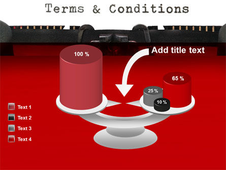 Terms And Conditions PowerPoint Template Slide 10