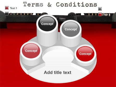 Terms And Conditions PowerPoint Template Slide 12