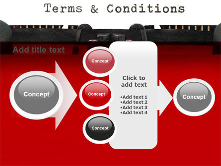 Terms And Conditions PowerPoint Template Slide 17