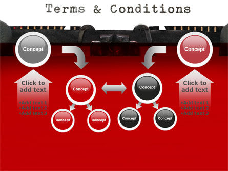 Terms And Conditions PowerPoint Template Slide 19