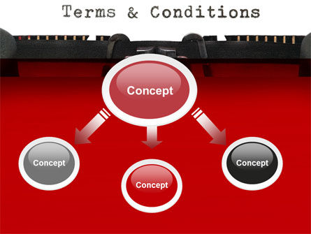 Terms And Conditions PowerPoint Template Slide 4