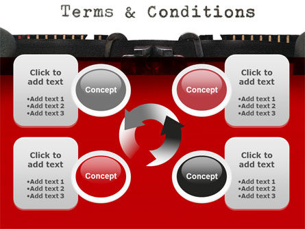 Terms And Conditions PowerPoint Template Slide 9