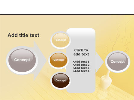 Lounge PowerPoint Template Slide 17