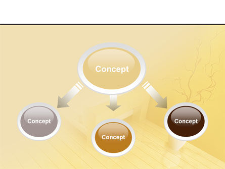 Lounge PowerPoint Template, Slide 4, 09666, Construction — PoweredTemplate.com