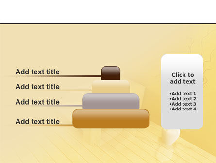 Lounge PowerPoint Template Slide 8