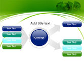 2012 Green Year PowerPoint Template#14