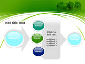 2012 Green Year PowerPoint Template#17