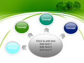 2012 Green Year PowerPoint Template#7