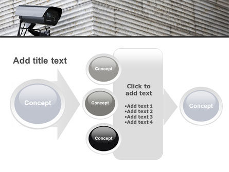 Surveillance Camera PowerPoint Template Slide 17
