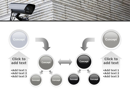 Surveillance Camera PowerPoint Template Slide 19
