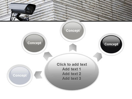 Surveillance Camera PowerPoint Template Slide 7