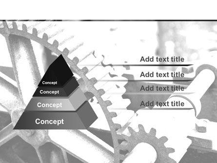 Gear Reducer PowerPoint Template Slide 12