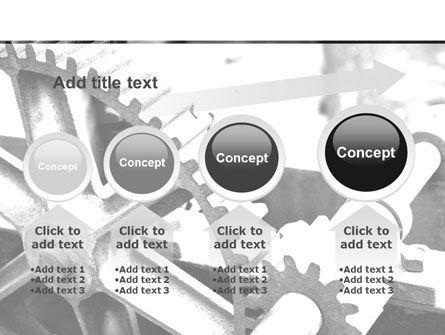 Gear Reducer PowerPoint Template Slide 13