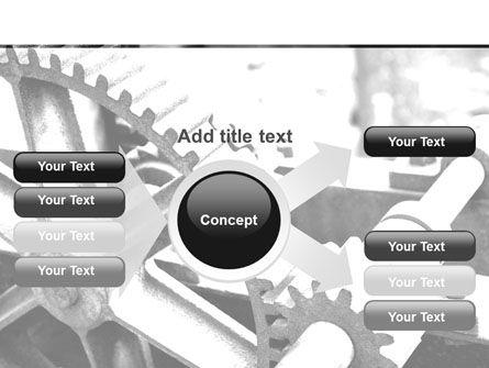 Gear Reducer PowerPoint Template Slide 14