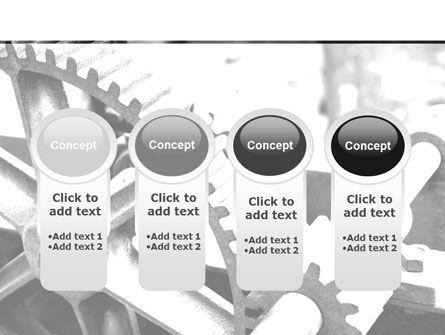 Gear Reducer PowerPoint Template Slide 5