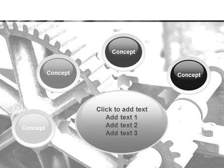 Gear Reducer PowerPoint Template Slide 7