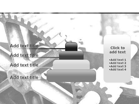Gear Reducer PowerPoint Template Slide 8