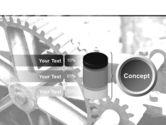 Gear Reducer PowerPoint Template#11