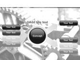 Gear Reducer PowerPoint Template#14