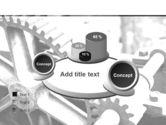 Gear Reducer PowerPoint Template#16