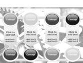 Gear Reducer PowerPoint Template#18