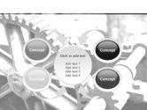 Gear Reducer PowerPoint Template#6
