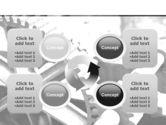 Gear Reducer PowerPoint Template#9