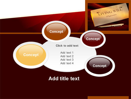 Living Will PowerPoint Template Slide 16